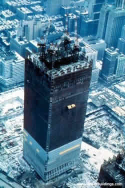 Cantiere delle Twin Towers
