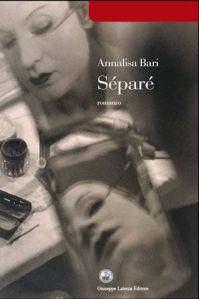 Annalisa bari - Séparé - copertina