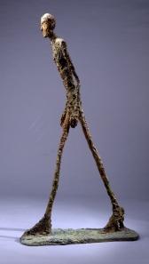 Alberto Giacometti, L'Homme Qui Marche