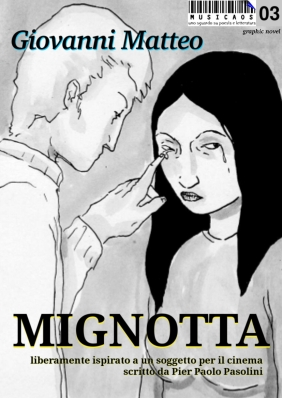"""Mignotta"" di Giovanni Matteo, graphic novel"