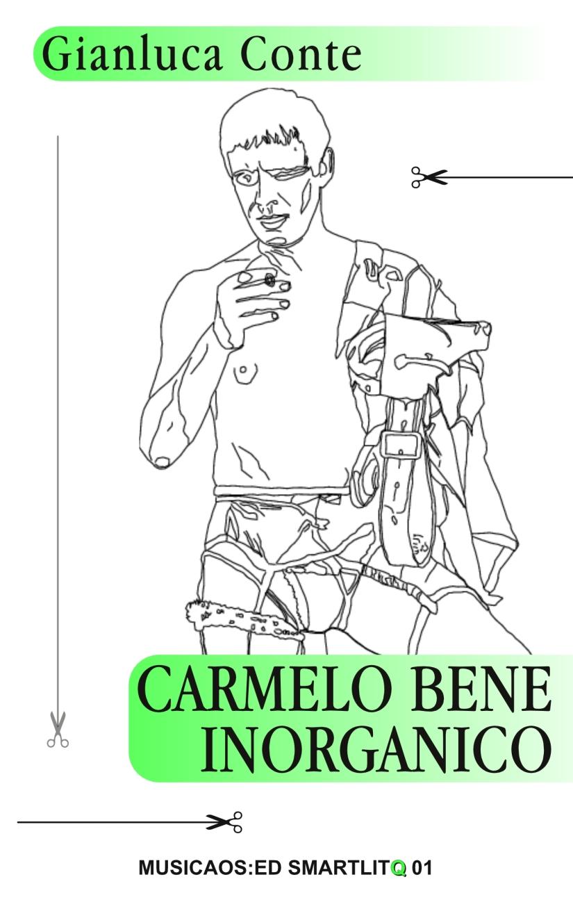 """3 Maggio 2014 – """"Carmelo Bene inorganico"""" di Gianluca Conte a Lecce, Spazio SocialeZei"""