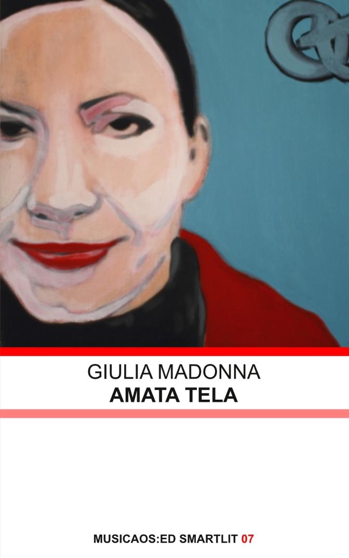 """14 Dicembre 2014 – Pescara. Giulia Madonna presenta """"Amata tela"""""""