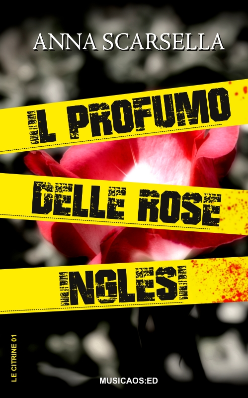 """14 Dicembre 2014 – Lecce – Anna Scarsella presenta """"Il profumo delle rose inglesi"""" presso """"La bottega del corso"""""""