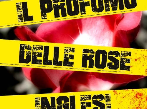 """14 Marzo 2015 – Tricase – Anna Scarsella con """"Il profumo delle rose inglesi"""", ospite presso le Scuderie di Palazzo Gallone"""