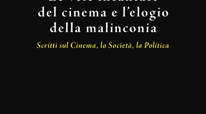 """29 Aprile 2015 – Cineporti di Puglia/Lecce – Vincenzo Camerino presenta """"Le vele incantate del cinema e l'elogio della malinconia"""" alle Manifatture Knos"""