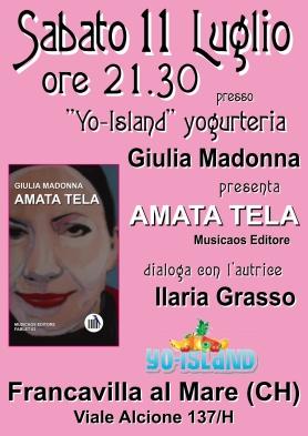 11Luglio2015-AmataTela-GiuliaMadonna-Francavillaalmare-Yoisland