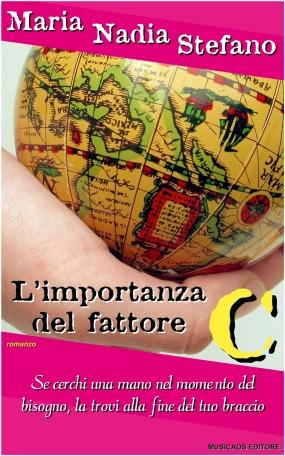 MariaNadiaStefano-L-importanza-del-fattore-C-Musicaos-Editore-C