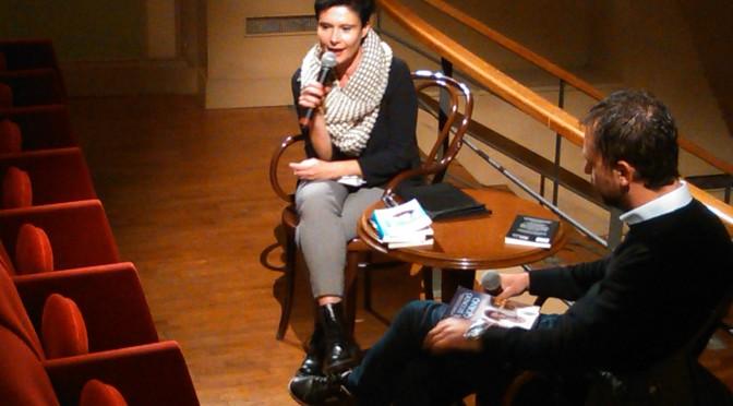 """17 Novembre 2015 – Lecce, Teatro Paisiello – """"Libri e suoni"""" con Musicaos Editore, a cura di Astragali Teatro"""