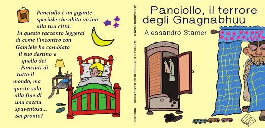 Alessandro-Stamer-Panciollo-il-terrore-degli-Gnagnabhuu-Musicaos-Editore-cover