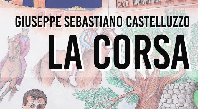 """16 Maggio 2016 – """"La corsa"""" di Giuseppe Sebastiano Castelluzzo a Copertino"""