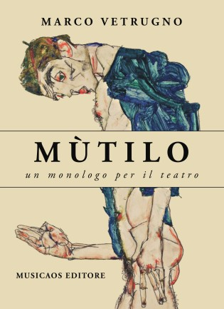 """""""Mùtilo"""" di Marco Vetrugno"""