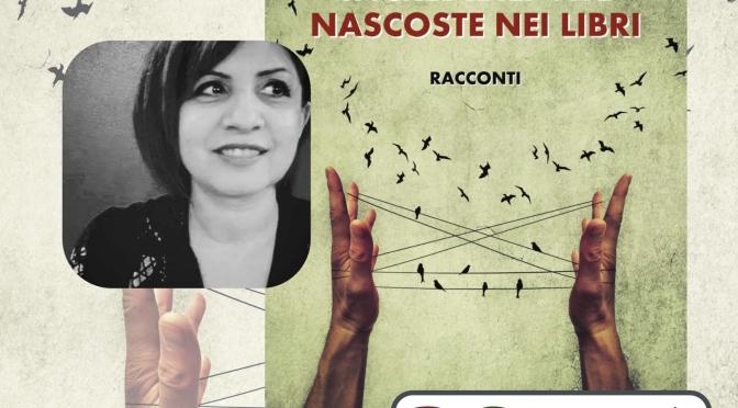 """Domenica 14 gennaio 2018 – Leverano (Le) – Patrizia Caffiero presenta """"Incredibili vite nascoste nei libri"""" presso la Torre Federiciana"""