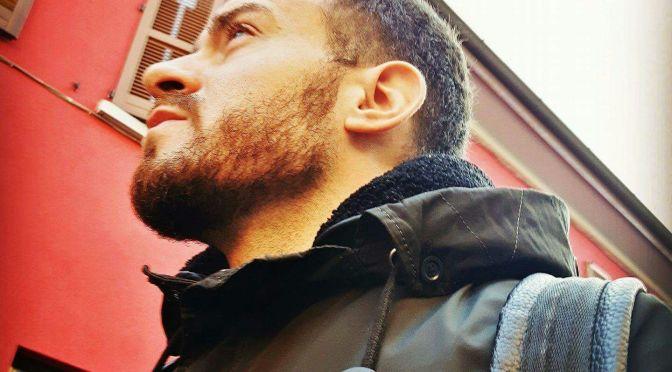 """Sabato 14 e Domenica 15 aprile 2018 · Graziano Gala presenta """"Felici diluvi"""" a Lecce-Libreria Pensa e Tricase-Libreria Marescritto"""