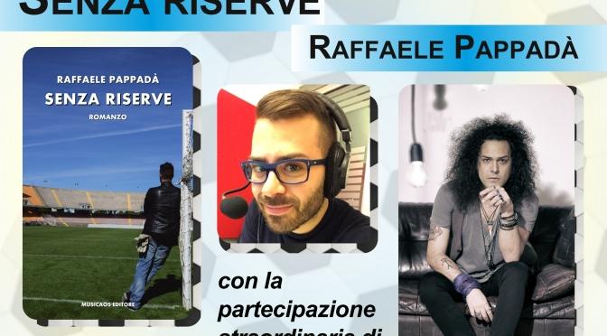"""Lunedì 11 giugno 2018 – Arnesano (Le) – """"Senza riserve"""", Raffaele Pappadà e Michele Cortese presso la Biblioteca """"L. De Simone"""""""
