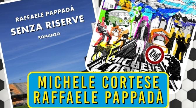 "Martedì 17 luglio 2018 – Nardò – Michele Cortese e Raffaele Pappadà ospiti de ""La Gliama Sirà"""