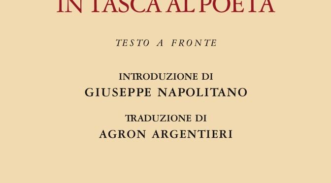 """Esce in Italia """"Poesie che la guerra ha dimenticato in tasca al poeta"""", la raccolta del poeta siro-curdo Jan Dost."""