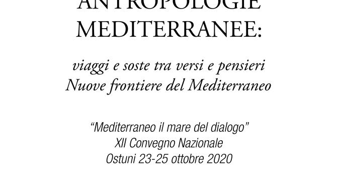 Anna Rita Merico: Una riflessione poetica sull'origine e lo sviluppo della cultura nel/del Mediterraneo